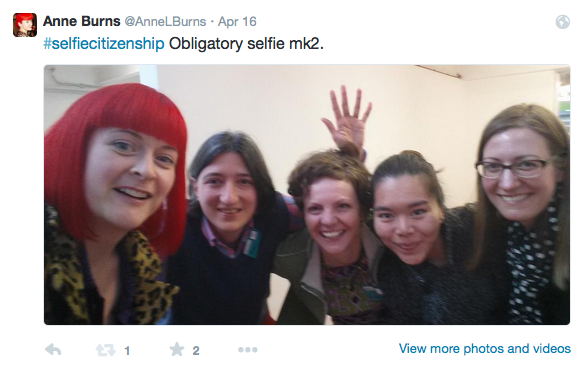 Selfie Citizenship: The Political Uses of Personal Social Media Photography
