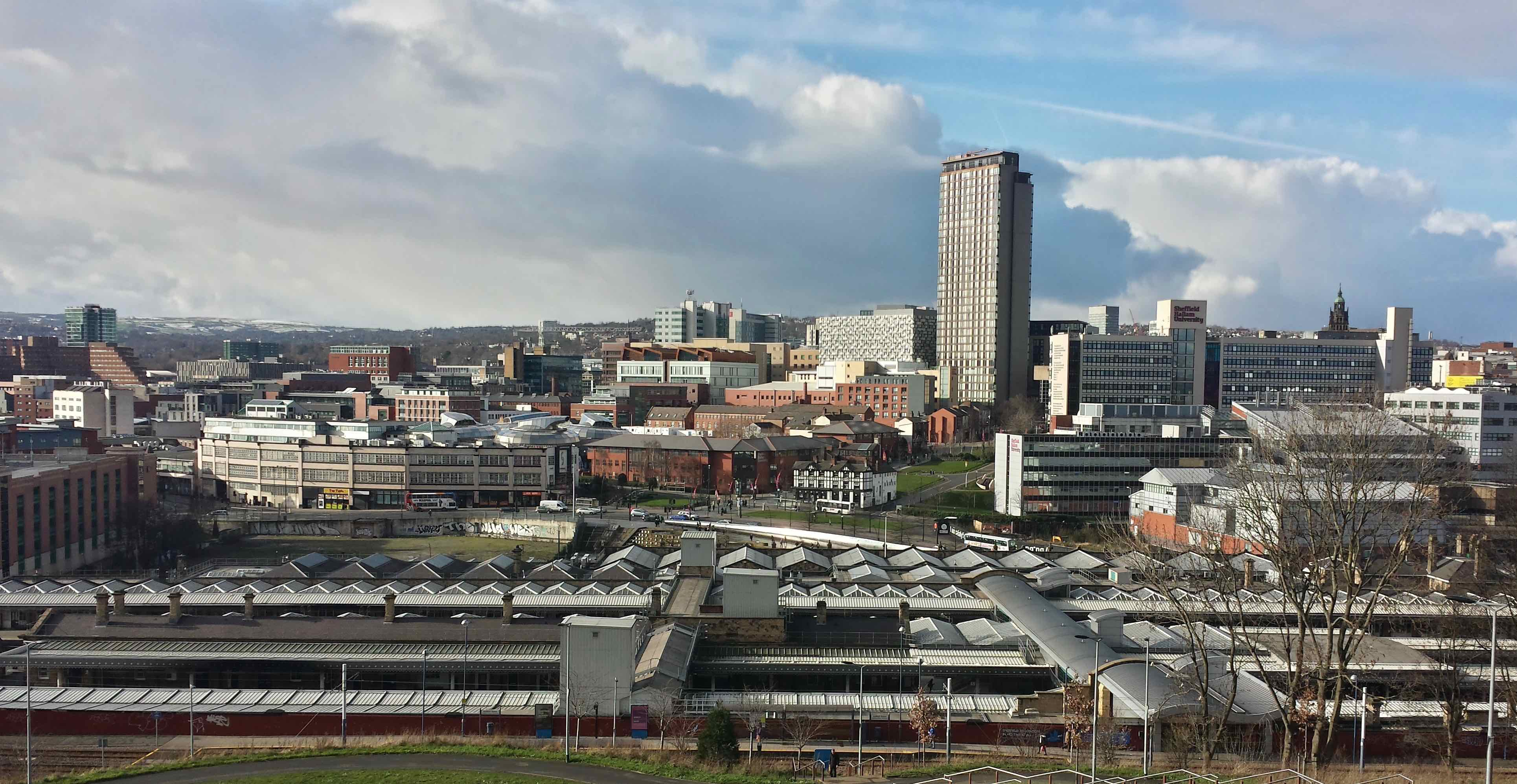 Information for potential interviewees – Pictures of Sheffield Old and New